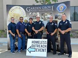 garden grove homeless outreach program attracts numerous partints orange county breeze