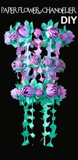 the chandelier is created using 3 paper features one an origami lotus also featured in my origami flowers super paper pack kit now available on