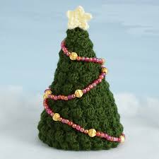 Crochet Christmas Tree Pattern New Crochet A Christmas Tree Make Handmade Crochet Craft