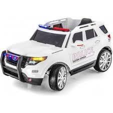 Радиоуправляемый <b>электромобиль CHIEN TI</b> Explorer Police 12V ...