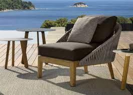 tribu mood garden lounge chair tribu