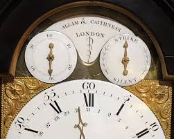 wright london wall clocks