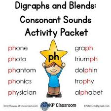 Initial phonic sounds for young learners. Digraph Ph Consonant Sound Activity Packet And Worksheets By Kp Classroom