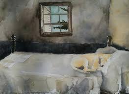 Perfect Andrew Wyeth Master Bedroom Original Master Bedroom Big Master Bedroom Dog  On Bed By Girl Bedroom Design Ideas Pinterest