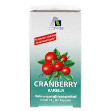 Avitale Cranberry 60 Stück Online Bestellen Medpex Versandapotheke