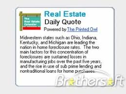 Real Estate Quotes Delectable Download Free Real Estate Daily Quote Real Estate Daily Quote 4848