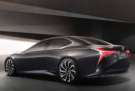 2018 lexus 460 ls. perfect 2018 2015 lexus lffc concept to 2018 lexus 460 ls