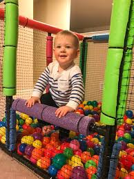 ball pit for babies. do it yourself: ball pit for babies