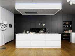 cuisine noir et blanc Küchen Pinterest