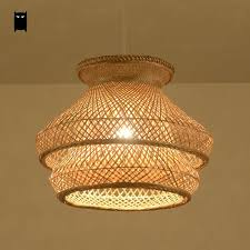 like liked unlikebeautiful pictures hand knitted bamboo wicker rattan pendant light fixture