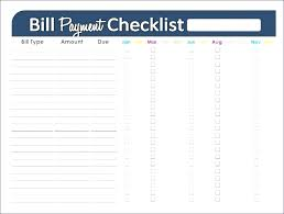 Bill Calendar Template Magnificent Payment Calendar Template Monthly Bill Pay Schedule Accurate Pics