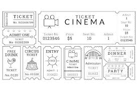 Event Ticket Template Word Word Raffle Ticket Template 2 Print Your Own Create Event
