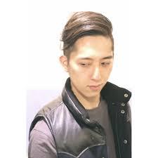 七三スパイスおしゃれツーブロック Stujioスタジオのヘアスタイル