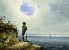 「ナポレオン・ボナパルトがセントヘレナに流刑」の画像検索結果