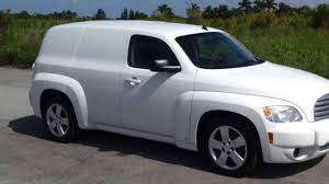FOR SALE 2009 Chevrolet HHR Panel With Rear Passenger Seating. www ...