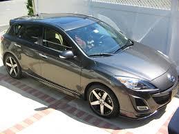 2010 Mazda Mazda 3 hatchback – pictures, information and specs ...