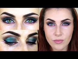 arabian nights makeup tutorial ft sleek makeup
