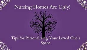 Awesome Decorating A Nursing Home Room Tree Decal
