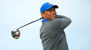 Tough day for <b>Tiger</b> in <b>Round</b> 1 at The Open