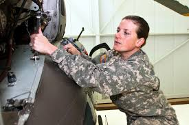 u s department of defense photo essay army warrant officer holly simon conducts preflight checks on a luh 72 lakota helicopter on
