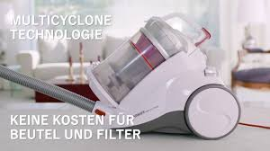 Severin Floorcare - Beutelloser Staubsauger My 7116.142 S´Power