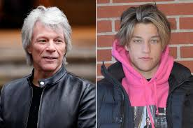 Jon bon jovi admits he and his family were rocked by daughter stephanie's recent heroin crisis, calling it a tragedy they'll get through together. Jon Bon Jovi Believes 17 Year Old Son Contracted Coronavirus