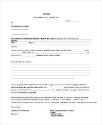 Complaint Format Omfar Mcpgroup Co