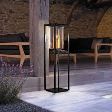 diy outdoor floor and table lamps lights modern dome move lamp insitu home depot led