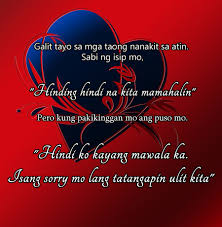 Tagalog Quotes Classy Tagalog Love Quotes For Him 48greetings