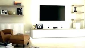 floating tv cabinet ikea white unit tand