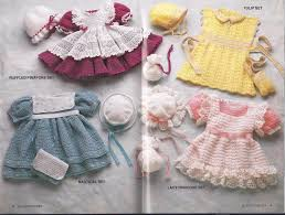 Crochet Baby Clothes Patterns
