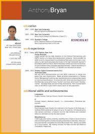 Resume Format For 2015 8 Best Resume Format 2015 Fabulous Florida Keys