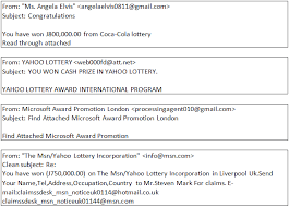 Congratulations You Ve Won The Reality Behind Online Lotteries