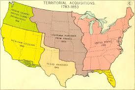 lousiana purchase louisiana purchase history facts map  essay american history territorial acquisitions from us map after louisiana purchase