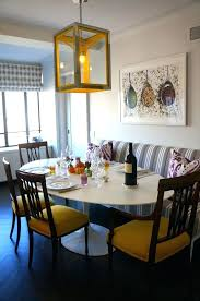 round banquettes banquette dining room sets best bench ideas on for within banquette dining table ideas
