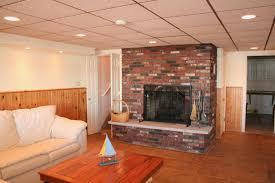 image of raised hearth fireplace brick