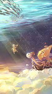 1080x1920 HD Wallpaper One Piece Suny ...