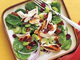 grilled chicken salad. Perfect Salad Easy Grilled Chicken Salad For