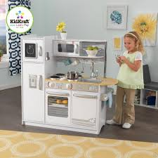 kidkraft uptown espresso kitchen white