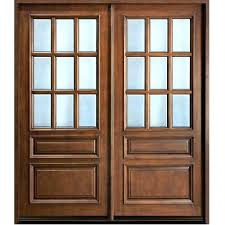 double front doors with glass double front doors with glass whole front entry doors glass panel double door wood whole front entry doors glass panel