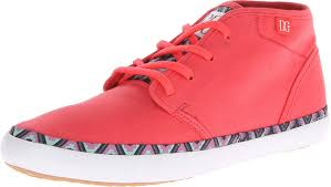 dc shoes high tops red and black. dc shoes womens studio mid ltz high-tops red women\u0027s trainers,dc girls high tops and black t