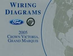 2005 ford crown victoria mercury grand marquis wiring diagrams 1990 Crown Victoria Wiring Diagram image is loading 2005 ford crown victoria mercury grand marquis wiring