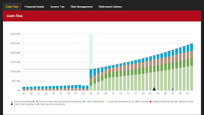 Cash Flow Chart Razorplan User Guide 3
