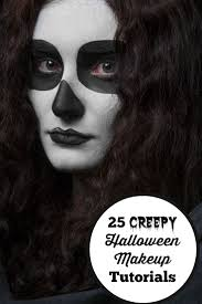 25 creepy makeup tutorials get inspired with these 25 creepy makeup tutorials with