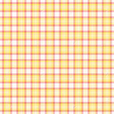 Naadloos Behangpapier Crème Geel Heldere Tartantextuur Voor