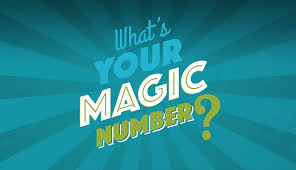 what s your magic number