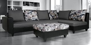 rio lhs section sofa with ottoman