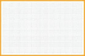 Dot Grid Template