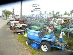 used john deere garden tractors for classics vintage and used riding mower and garden tractor