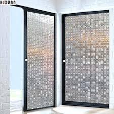 sliding glass door privacy tint mosaic tint window stickers decorative sliding glass door self adhesive window sliding glass door